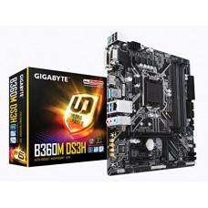 Ana kart Gigabyte B360M D3P LGA1151 DDR4