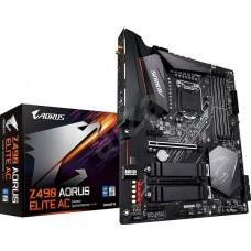 GIGABYTE Z490 AORUS ELITE AC LGA 1200 Wi-Fi | RGB Fusion 2.0