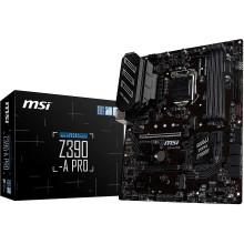 MSI Z390-A PRO ATX LGA1151 Motherboard - PCPartPicker