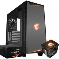 Gigabyte AORUS AC300G GLASS Lite RGB PC Gaming Case