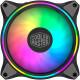Cooler Master MasterFan MF120 Halo ARGB Sync,Dual Loop,Single pack w/o HUB (MFL-B2DN-18NPA-R1)