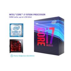 Intel® Core™ i7-9700K Processor (12M Cache, up to 4.90 GHz)