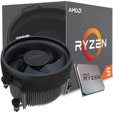 AMD Ryzen 5 2600 ( 16MB Cache 3.9GHz) AM4
