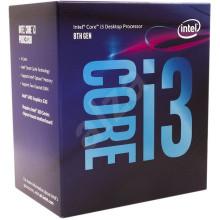 CPU Intel Core i3-8100 3.6Ghz