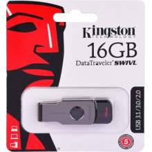 FLASH Kingston DataTraveler SWIVL DTSWIVL/64Gb