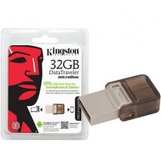 FLASH Kingston DataTraveller MicroDuo 2.0 DTDUO/32Gb