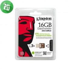 FLASH Kingston DataTraveller MicroDuo DTDUO/16Gb
