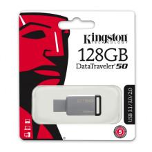 FLASH Kingston DataTraveller USB Flash DT50/128Gb