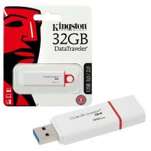 FLASH Kingston DataTraveller Usb Flash DTIG4/32Gb