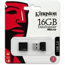 FLASH Kingston DataTraveller Usb Flash Micro DTMCK/16Gb
