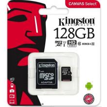 SD Card Kingston SDHC Class10 SDCS/128Gb
