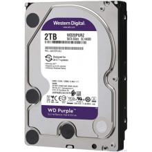 HDD WD Purple 2TB WD20PURZ