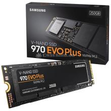 SSD Samsung NVMe M2 970 Evo Plus 250 GB MZ-V7S250B