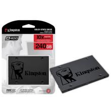 Kingston A400 SSD 240 GB  SATA 3 (SA400S37)