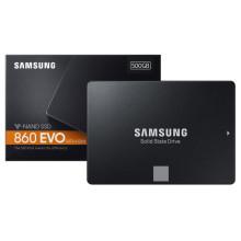 SSD SAMSUNG 860 EVO 500GB SATA III V-NAND 2.5