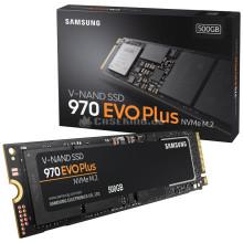 SSD Samsung NVMe M2 970 Evo Plus 500 GB MZ-V7S500B