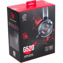 Qulaqcıq  Bloody G520 Virtual 7.1 Surround Gaming, USB