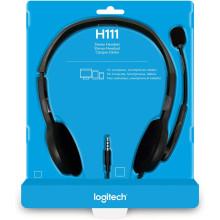 Qulaqcıq  Logitech Stereo Headset H111