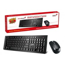 Genius Wireless Smart Keyboard and Mouse Combo SlimStar 8008