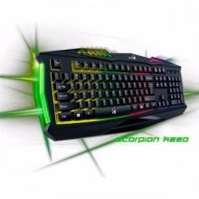 Genius Gaming Keyboard Scorpion K220