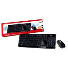 Keyboard Genius SlimStar 8005 Wireless Slim Combo