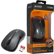 A4tech G3-230N 2.4G Wireless Mouse - Black