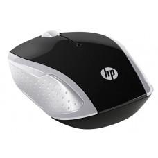 HP 200 Wireless Optical Mouse Silver 2HU84AA