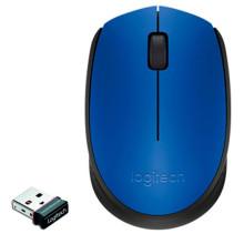 Logitech M171 Wireless Mouse - Blue