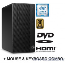 HP Desktop 290 G2 MT i5-8400 RAM 8GB,HDD 1TB