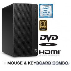 HP Desktop 290 G2 MT i5-8400 RAM 8GB,HDD 1TB
