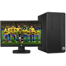 HP Desktop 290 G2 MT +Monitor HP V197 (4NU59EA)