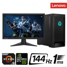 "Lenovo Legion T5 +Lenovo G24-10""144Hz 1ms Gaming Monitor"
