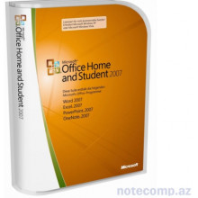 NIcrosoft Office Home and Student 2007 Win32 Russian Central/Eastern Euro Only CD