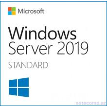 Microsoft Windows Server Standard 2019 x64 Eng 1pk DSP 16 Core