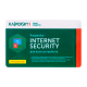 Antivirus Kaspersky Internet Security Renewal Card