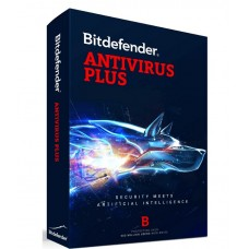 Bitdefender Antivirus Plus 2020 - 1 Year