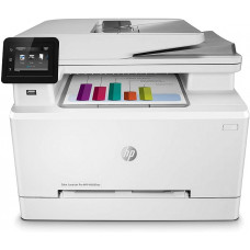 Printer HP Color LaserJet Pro MFP M283fdw (7KW75A)