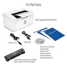 HP LaserJet M15w Printer (W2G51A)