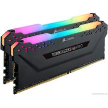CORSAIR VENGEANCE RGB PRO 32GB (2x16GB) DDR4 3200MHz C16 LED Desktop Memory