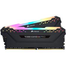 CORSAIR VENGEANCE RGB PRO 16GB (2x8GB) DDR4 3200MHz C18