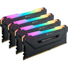 CORSAIR VENGEANCE RGB PRO 32GB (2x16GB) DDR4 3200MHz C16 LED Desktop Memory
