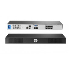 HPE 0x1x8 G3 KVM Console Switch (AF651A)