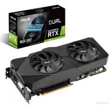 Videokart ASUS Dual NVIDIA GeForce RTX 2070 EVO V2 OC Edition 8 GB