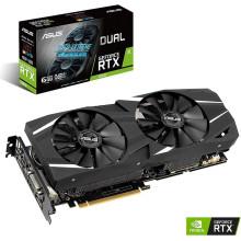 Gaming videocard ASUS DUAL GeForce RTX 2060 6Gb (DUAL-RTX2060-O6G-EVO)